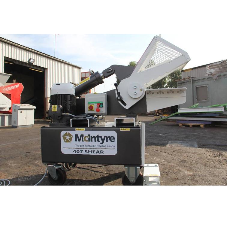 MCIntyre Shear 407  Diesel