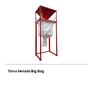 ENGMETAL Tolva llenado Big Bag