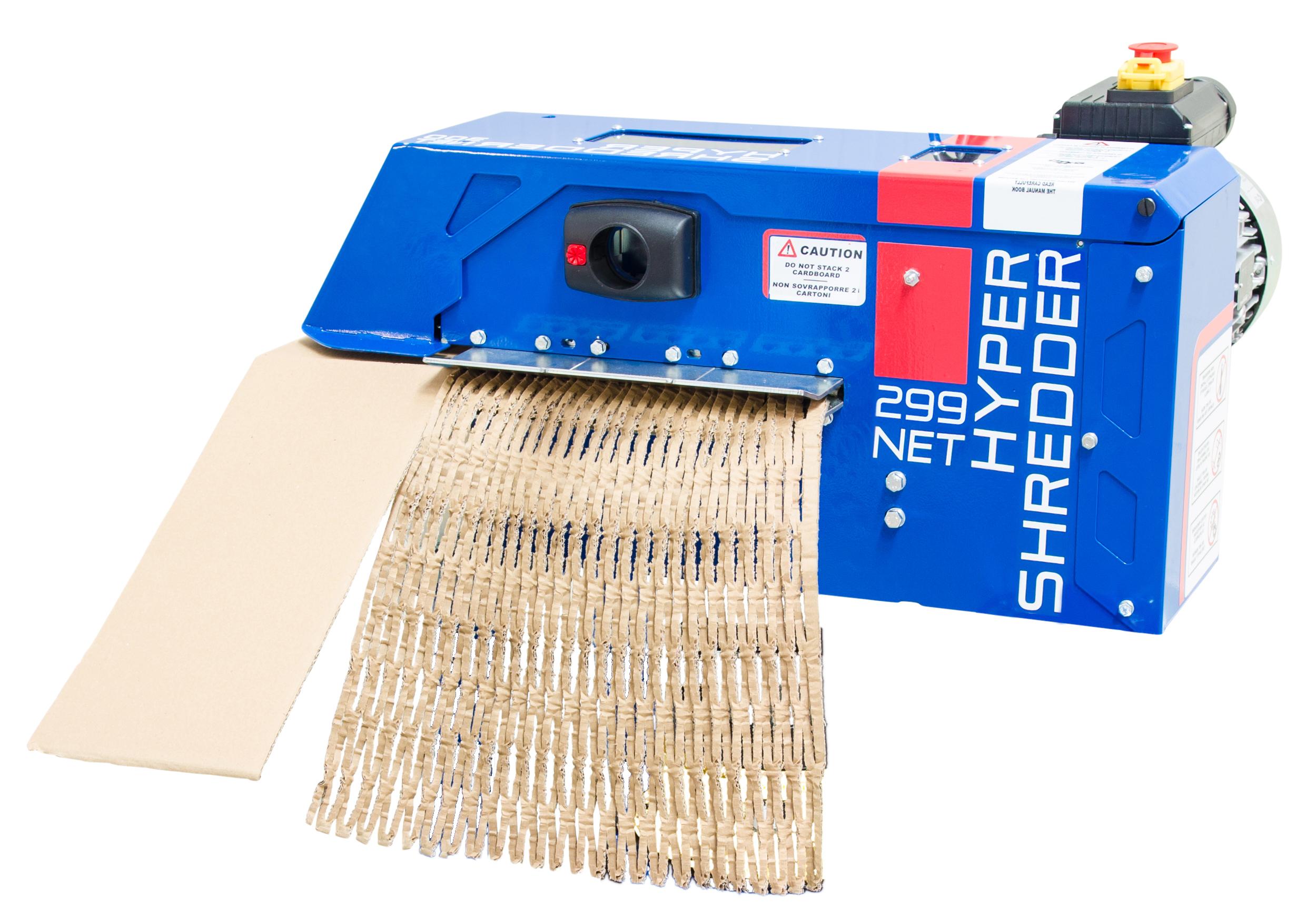 Hyper Shredders HS 299